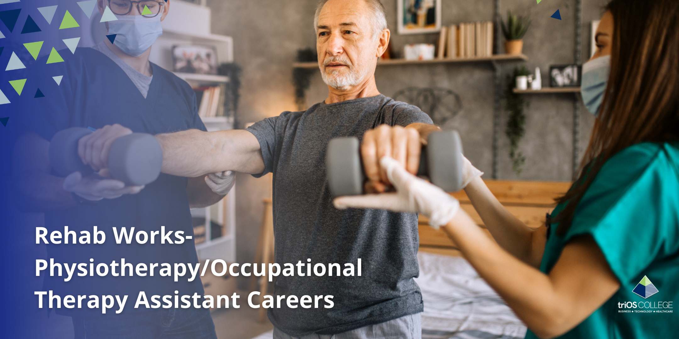 Rehab Works- Physiotherapy/Occupational Therapy Assistant Careers featured image